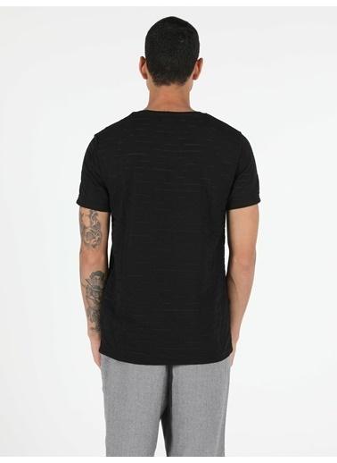 Colin's Erkek Kısa Kol Tişört Siyah